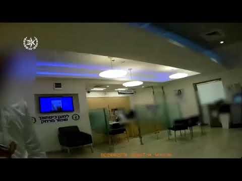 תיעוד: סירב לעטות מסיכה בבנק ונעצר
