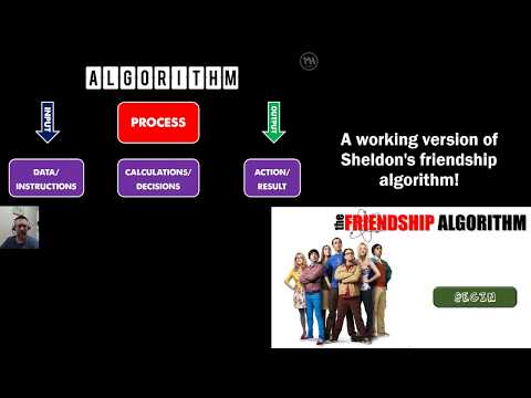Introduction to algorithms for C.A.T. teachers and learners