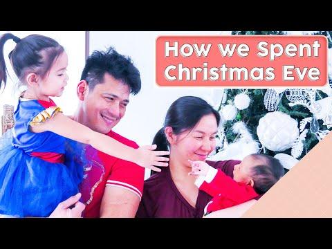 Our Christmas Vlog  I  Pamilya Padilla