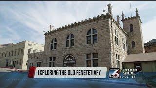 Ida-Haunts tours the old Idaho State Penitentiary