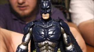Rollback Review: The Dark Knight Rises Stealth Vision Batman by Mattel