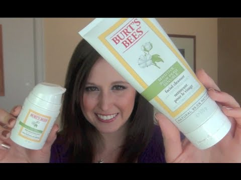 review:-burt's-bees-sensitive-skin-cleaner-and-moisturizer