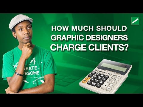 Graphic Design: How Much Should You Charge Design Clients