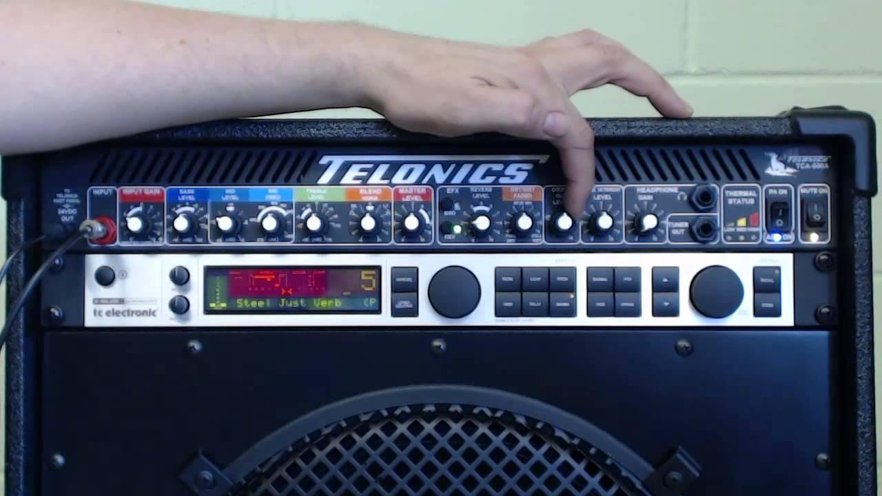 telonics combo controls settings youtube. Black Bedroom Furniture Sets. Home Design Ideas