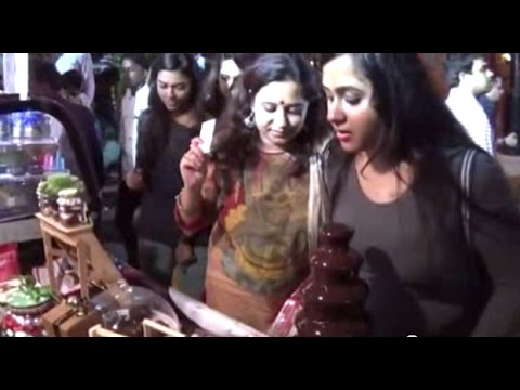 Street Foods Of India | Awesome Sylph Chocolates | Festival 'Streets Of India' At  Kolkata | Part 5