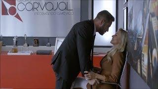 Lucia y Jacobo hacen el amor en la oficina AAM