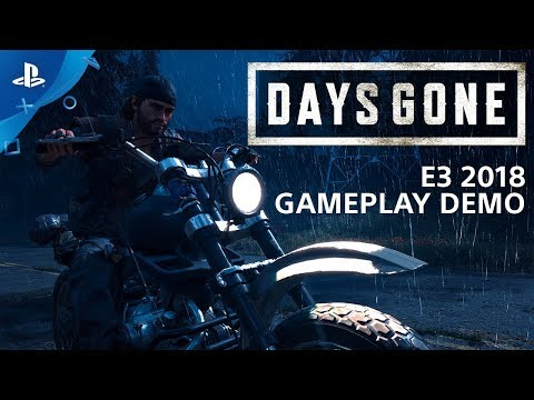Days Gone  E3 2018 Gameplay Demo  PlayStation  from E3