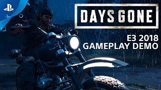 Days Gone - E3 2018 Gameplay Demo | PlayStation Live from E3