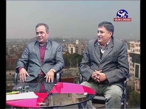 STV Chat With Krishna Hari Bhandari &  Baburam Giri