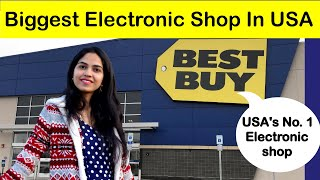 Best Buy In USA | Biggest Electronic Showroom In USA