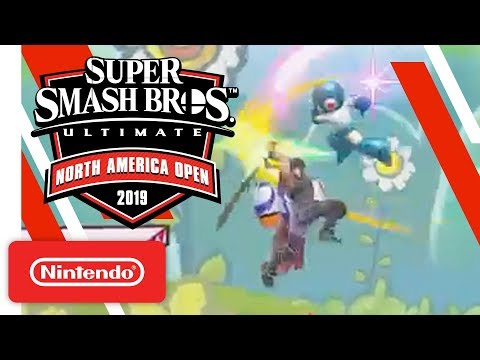 Qualifier Finals Pt. 1 | Online Event 3 | Super Smash Bros. Ultimate NA Open 2019 thumbnail
