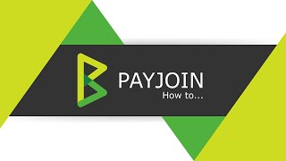How to use Payjoin with BTCPay Server