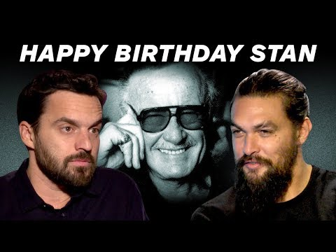 Remembering Stan Lee On His 96th Birthday