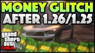 gta 5 online unlimited money glitch after 1 26 money glitch xbox one xbox 360 ps3 ps4