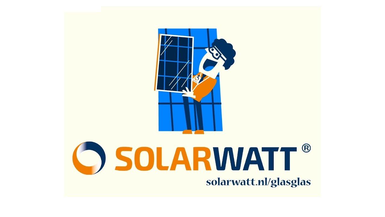 Kiezen voor de beste glas-glas zonnepanelen doe je samen met SOLARWATT