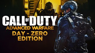 Call of Duty: Advanced Warfare DAY ZERO EDITION Explained!