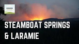 Ep. 71: Steamboat Springs and Laramie | Colorado & Wyoming RV travel camping