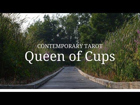 Queen of Cups in 4 Minutes