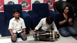 SOHAM GORANE AND CHAITANYA PERFORMING ON FEVER1...