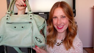 Balenciaga City Handbag Review #CrushingOn26 Thumbnail