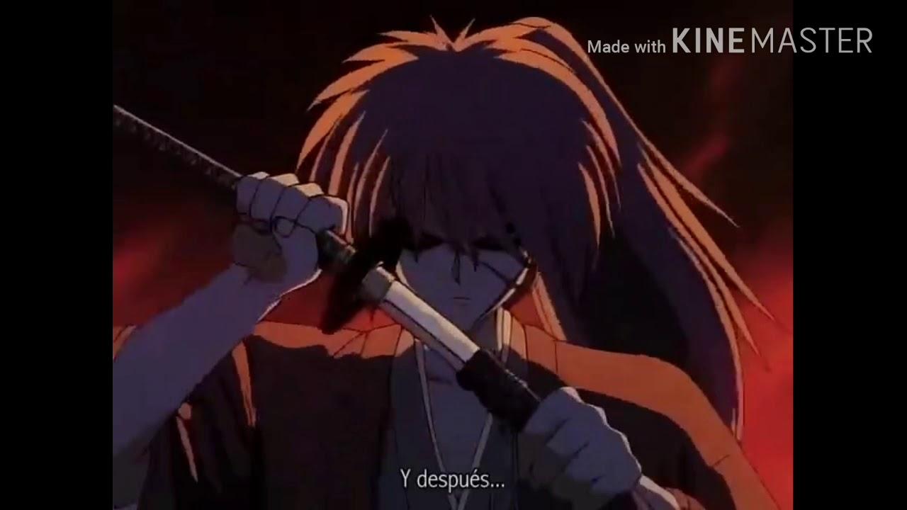 Kaoru conoce al Espadachín Legendario Battousai el ...
