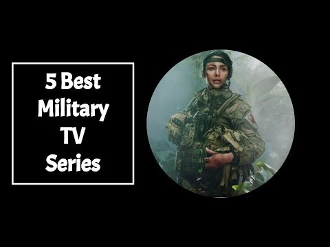 5 Best Military TV Series Of 2020!