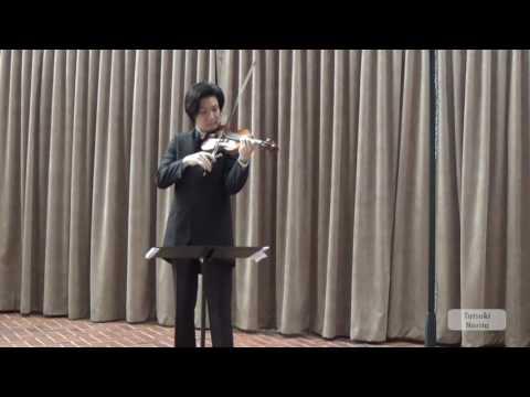 Tatsuki Narita, 24 Paganini Caprices