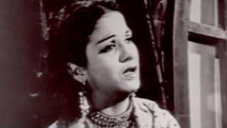 Ham Kahan Aur Tum Kahan - Kamini Kaushal, Surinder Kaur, Shaheed Song