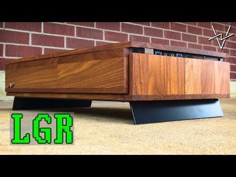 LGR - Volta V Wooden Computer System Review