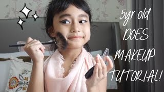 Video TODDLER TOOK OVER MY CHANNEL! Baby Girl Makeup Tutorial by Queenta Zedisha Avega download MP3, 3GP, MP4, WEBM, AVI, FLV Desember 2017
