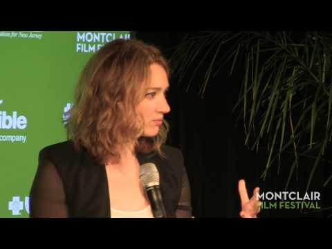 Montclair Film Festival 2014 Kristin Connolly & Ben Rosenfield Conversation  Q & A Highlights