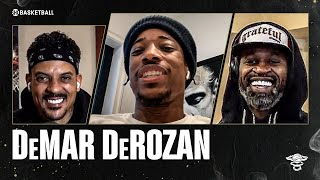 DeMar DeRozan | Ep 62 | ALL THE SMOKE Full Episode | SHOWTIME Basketball