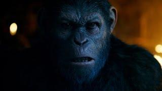 Планета обезьян: война - Тизер-Трейлер на Русском | 2017 | 2160p