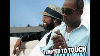 Beres Hammond ft Busy Signal Tempted to Touch (Remix)