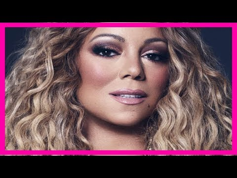 [News 2017] Mariah carey, 47, poses completely topless in tiny knickers and fishnet tights