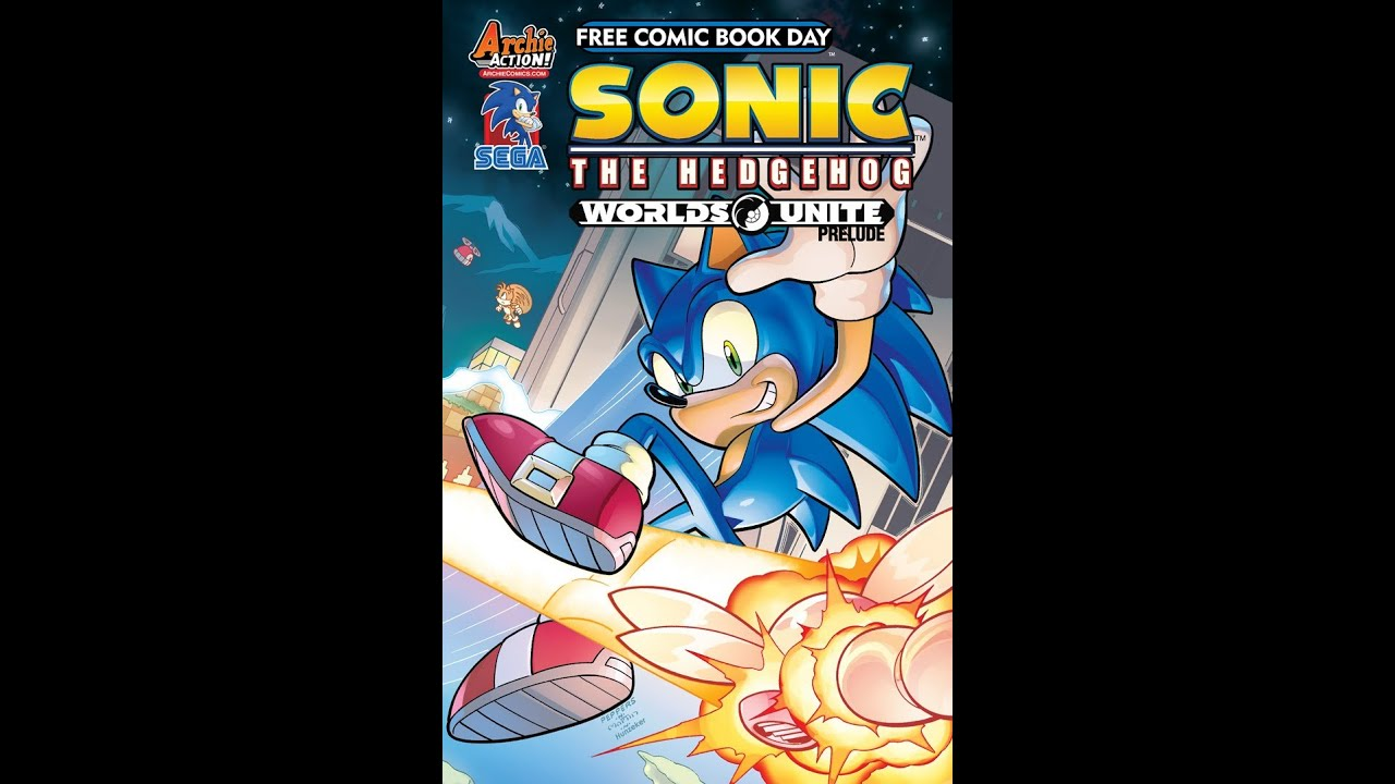 How To Make A Book Hedgehog : Sonic comic origins quot into the unknown silver