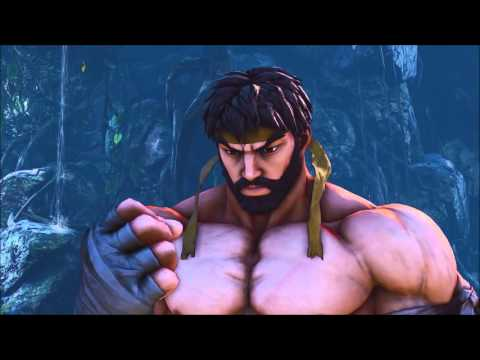 Ryu Ranked Matches: Street Fighter 5 (Good Matches)
