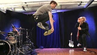 Repeat youtube video New Politics - Harlem (Live From Live Nation Labs)