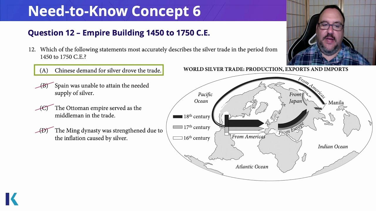 AP World History Exam: Period 4 Notes (1450 to 1750 C E