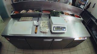 Оборудование, используемое в кафе Сушная и масер класс в конце!
