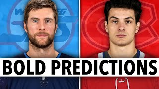Reacting To Your BOLD NHL Predictions