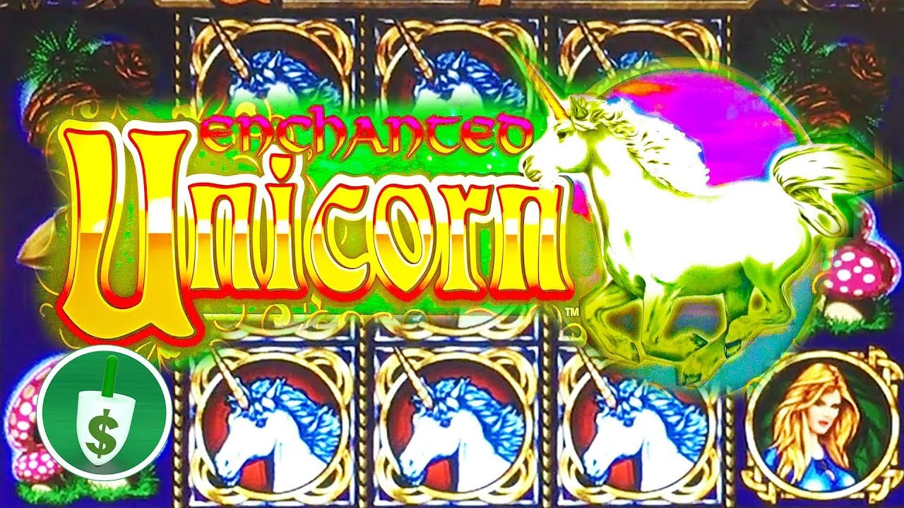 Enchanted Unicorn Slot Machine Free Play