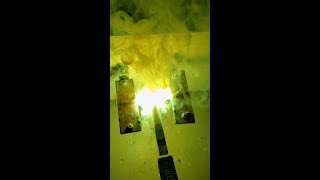 what happens when you put 1000 amps through a galvanized nail?