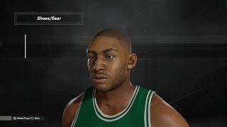 2K17 NBA Al Horford Oluşturma