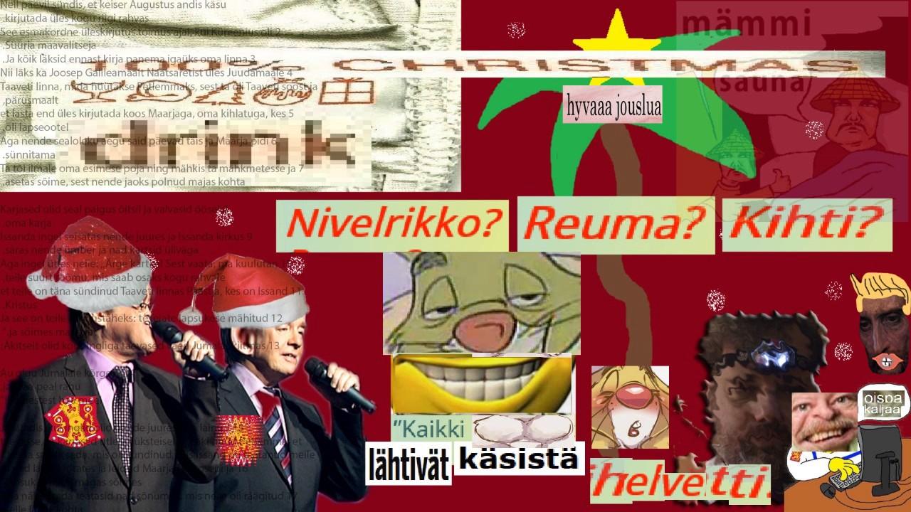 Jeesuksen Syntymäpäivä