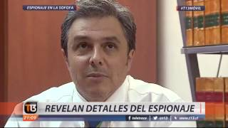T13 Central martes 30 mayo 2017