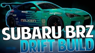 Need For Speed | BEST EASIEST SUBARU BRZ DRIFT BUILD! (NFS 2015)