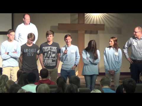Trinity Christian Chapel - 3.24.15 - Portland, OR & Dallas, TX Mission Trips