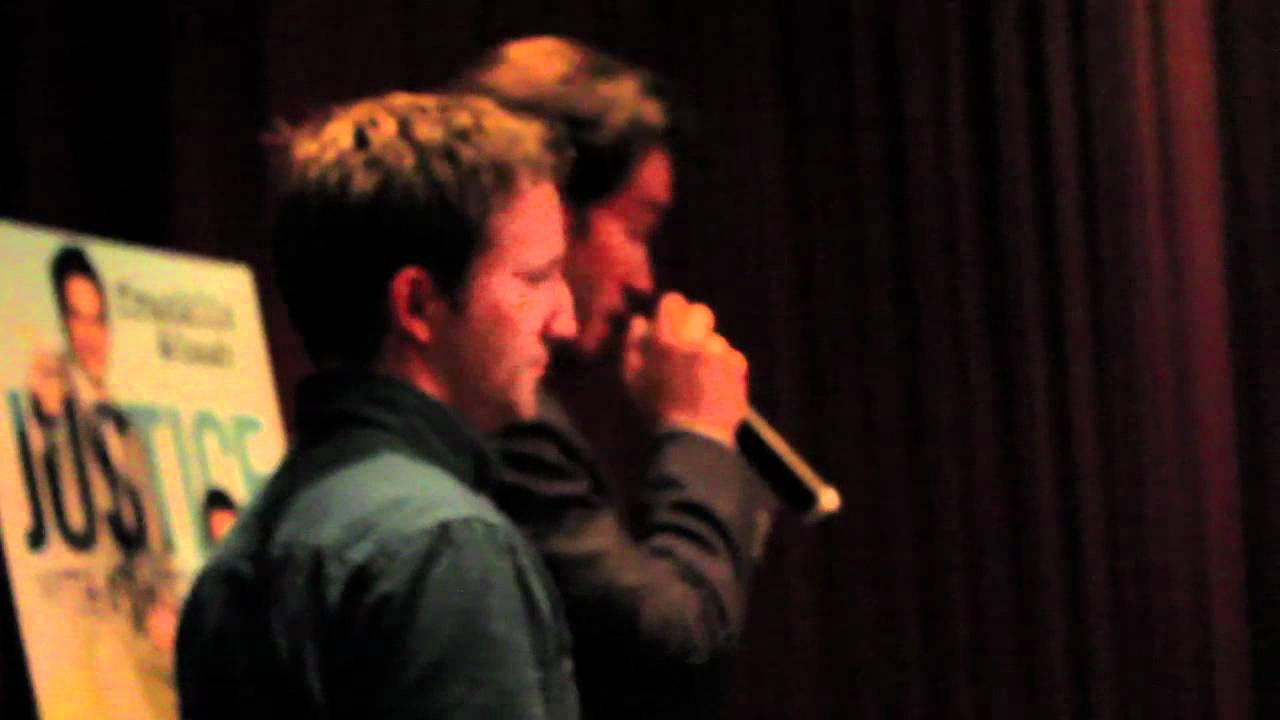 Download Mark Paul Gosselaar and Breckin Meyer: Franklin and Bash Q&A Part 3 of 3