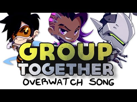 Instalok - Group Together [Overwatch Song]...